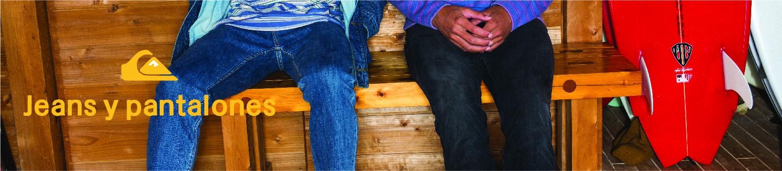 Jeans & Pantalones