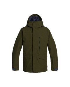 Campera Snow Mission Solid (Cqq0) Quiksilver