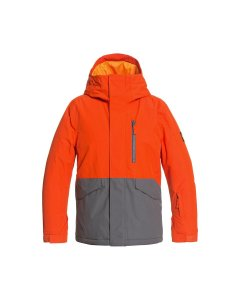 Campera Snow Mission Solid (Nze0) Quiksilver Boys