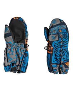 Guantes Snow Indie (byj2) Quiksilver Kids