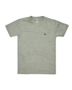 Remera MC Basic Embroidery Snow (Ver) Quiksilver