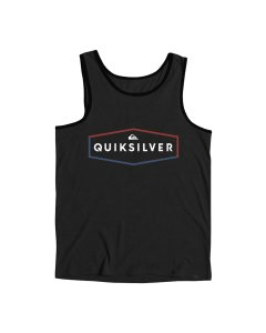Musculosa Clear Mind (Neg) Quiksilver
