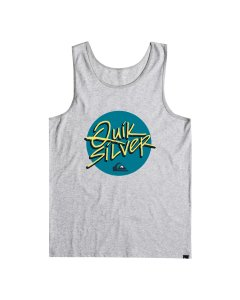 Musculosa Into Action (Gri) Quiksilver Boys