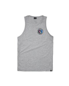 Musculosa Mellow Phonic (Gri) Quiksilver Boys