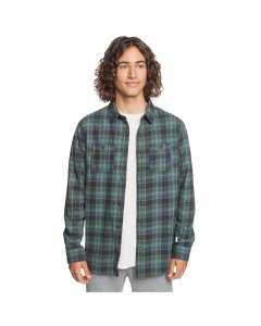 Camisa ML Shadow Sets (gsg1) Quiksilver